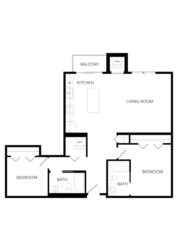 2H Floorplan