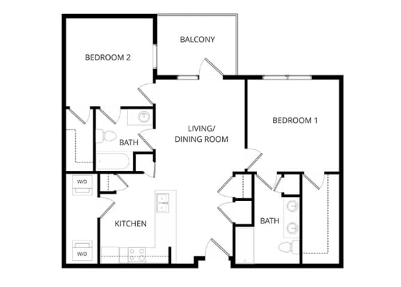 Floor Plan  Redwood