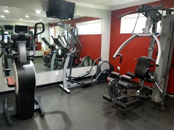 Fitness Center at Citrus Gardens Apartments, Fontana