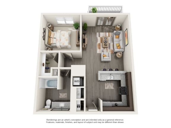 Floor Plan  A3 1B1B