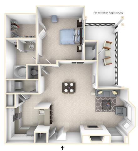 Floor Plan  MONTREAL