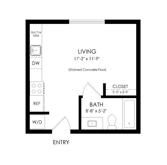 Floor Plan  S5