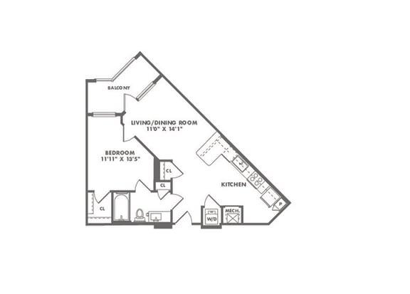 Floor Plan  Tyvola