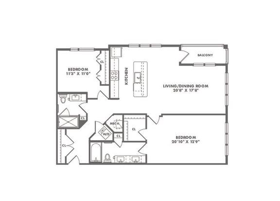 Floor Plan  Langtree