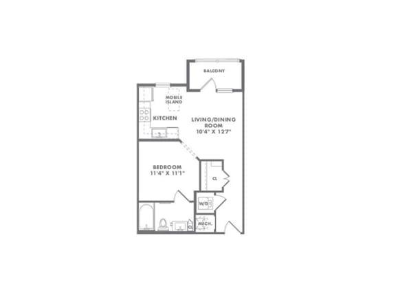 Floor Plan  Trade