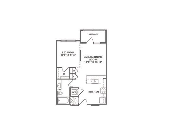 Floor Plan  Harris