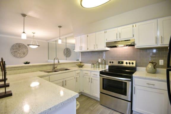 beautiful upgraded kitchens