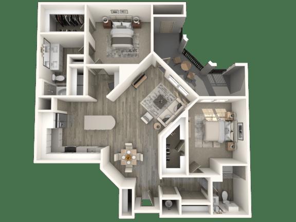 Floor Plan  B4 Floor Plan | Inspire