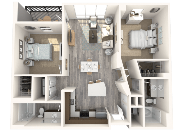 Floor Plan  Chrysler Floor Plan | The Paramount