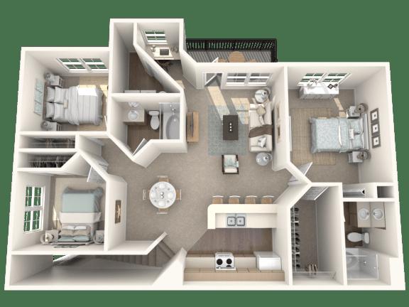 Jasper Floor Plan  Ashlar