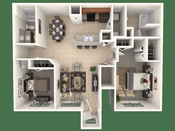 Floor Plan  Marion Floor Plan |Estates at Heathbrook