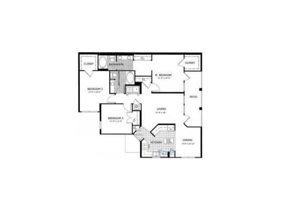 Cypress Floor Plan| Cypress Legends