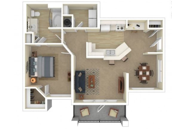 Floor Plan  Magnolia Floor Plan| Cypress Legends