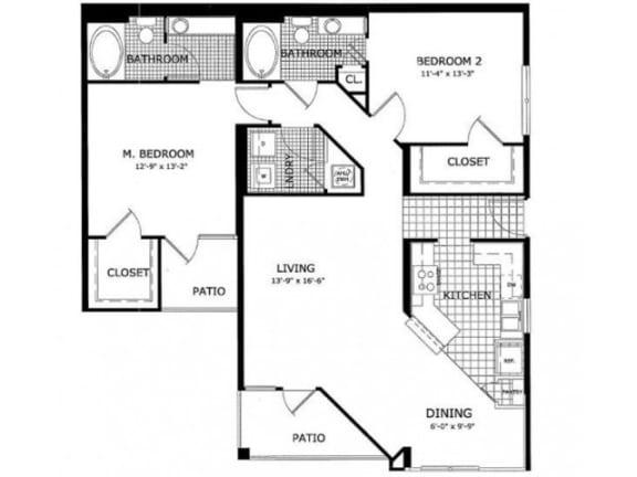 Royal Palm Floor Plan| Cypress Legends