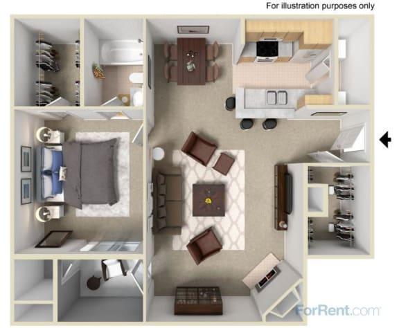 Floor Plan  The Oakwood Floor Plan |Pavilions