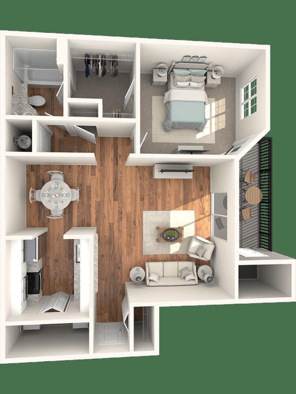 Pinehurst Floor Plan |Lakes at Suntree