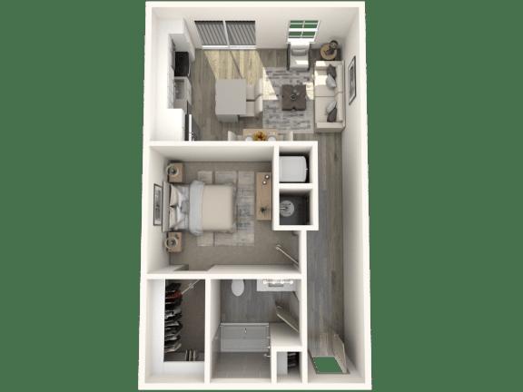 Floor Plan  Studio Floor Plan   Inspire