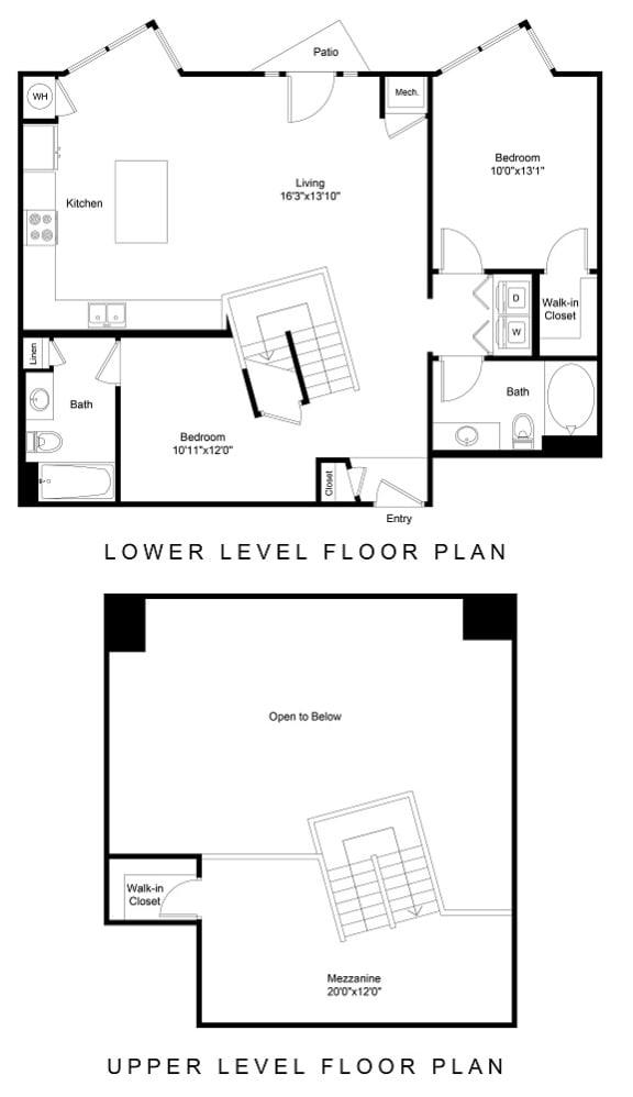 Floor Plan  City Gate Zuni floor plan