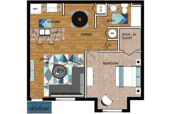 Allister floorplan