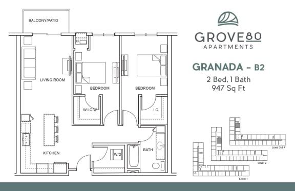 Grove80_Granada-B2_2BR_947sf