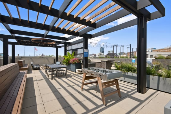Roof Deck in River West