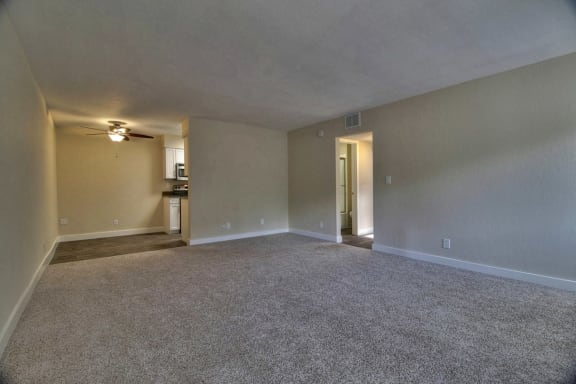 Nice carpets at 720 North Apartments Sunnyvale CA