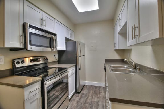 Efficient Appliances at 720 North Apartments Sunnyvale CA