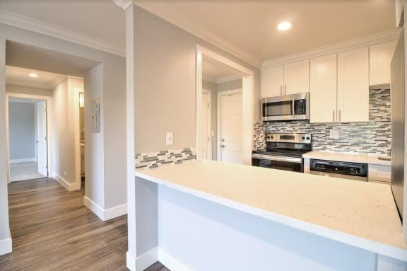 newly remodeled apartments at Stone Creek, California, 94061