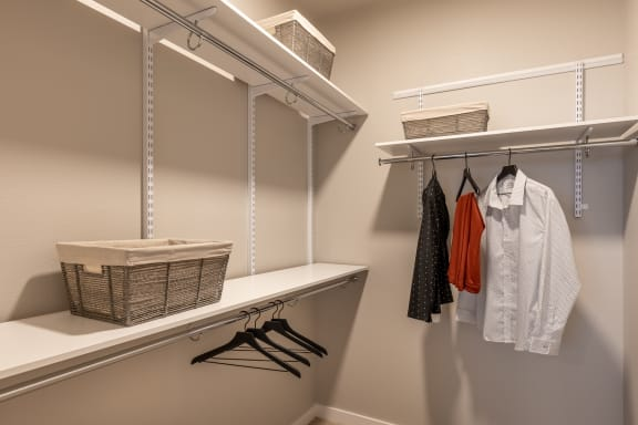 Large Closets at 4 Bedroom Apartments for Rent in Camas Washington 98607
