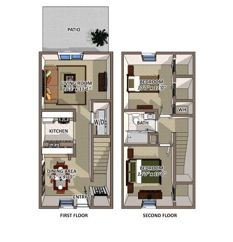 Floor Plan  The Windsor