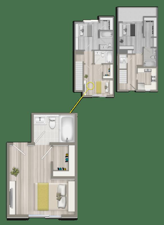 Floor Plan  Master Junior Suite