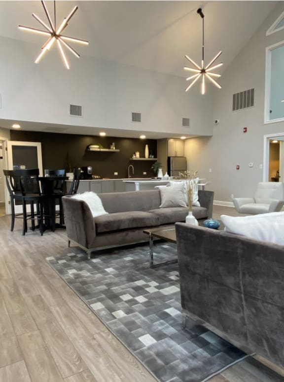 Spacious Clubhouse for Monthly Resident Events
