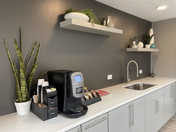 Coffee and Espresso Bar