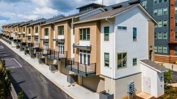 Private Garage at Link Apartments® Grant Park, Atlanta, GA, 30312