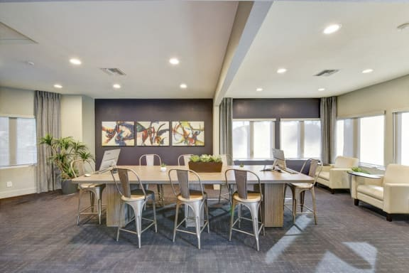 Newly Renovated Clubhouse, at Park Pointe, CA, 92019