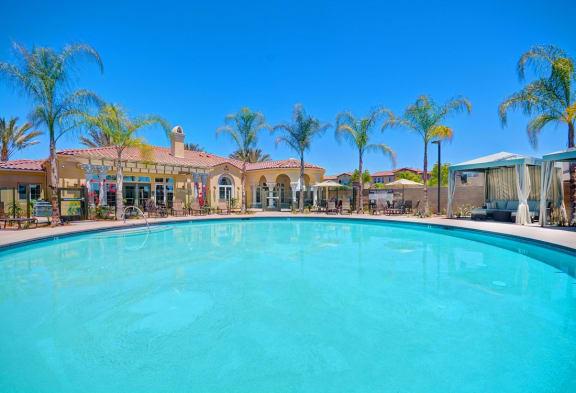 Olympic Size Swimming Pool, at Tavera, 1465 Santa Victoria Rd, CA