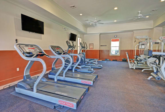 Fully Equipped Fitness Center, at Missions at Sunbow Apartments, Chula Vistasaa, 91911