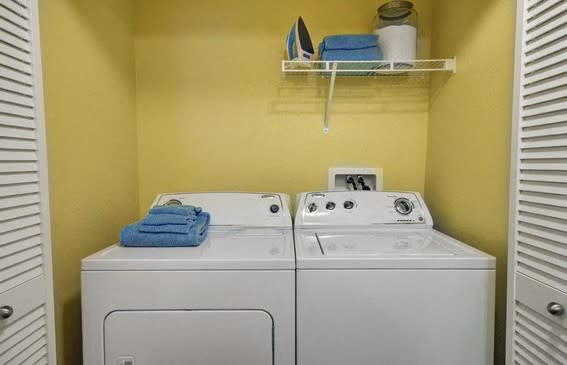 In Home Full-Size Washer and Dryers, at Rosina Vista, CA, 91913