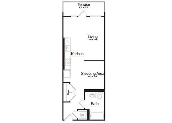A5 Floorplan