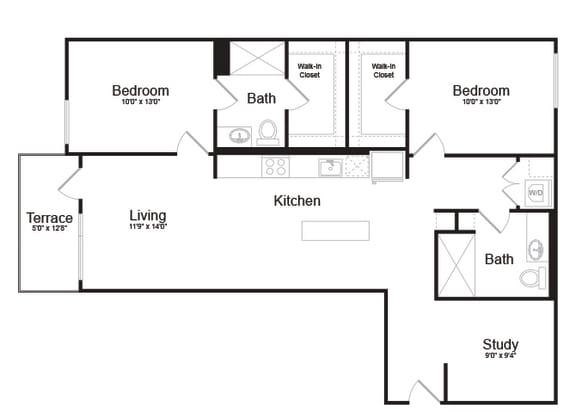 C2-2 Floorplan