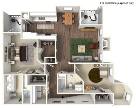 B6 Floorplan
