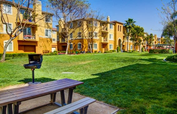 Beautiful Landscaping and Park-like Setting, at Missions at Sunbow Apartments, Chula Vistasaa, 91911