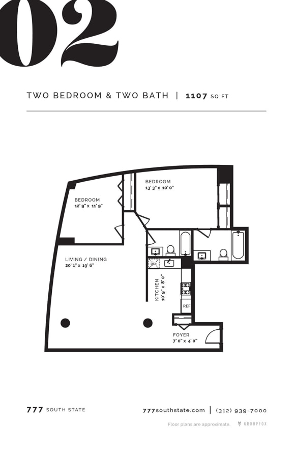 777 South State - Floorplan 02