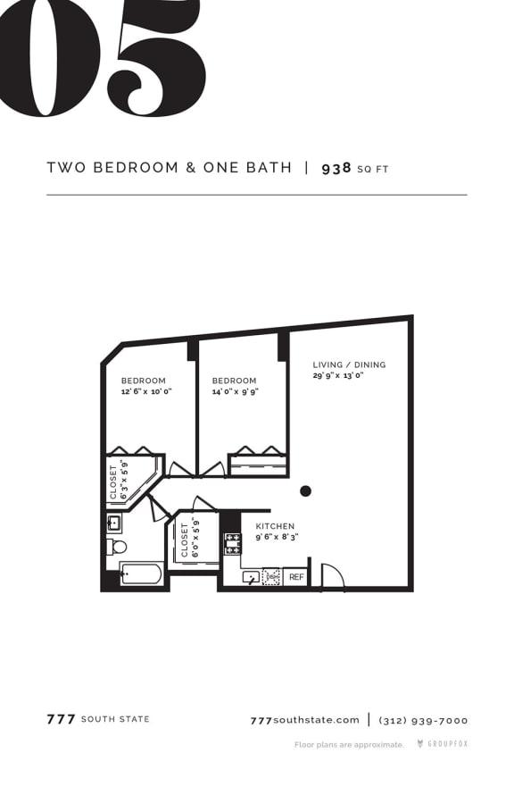 777 South State - Floorplan 05
