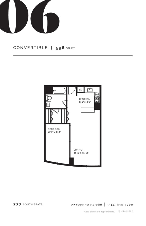 777 South State - Floorplan 06