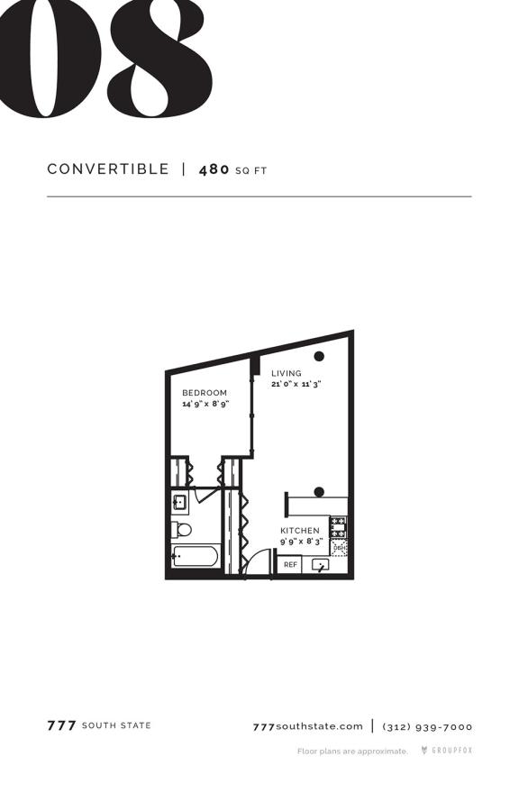 777 South State - Floorplan 08