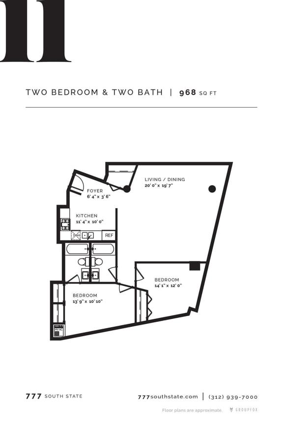 777 South State - Floorplan 11