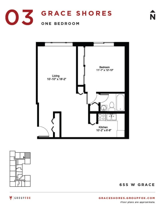 Grace Shores - Floorplan 03