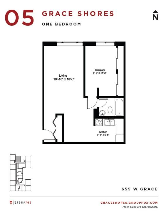 Grace Shores - Floorplan 05