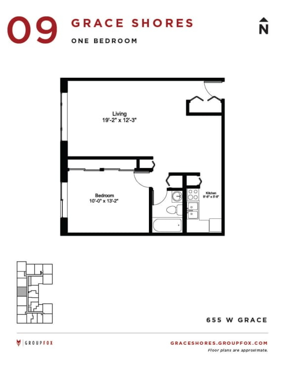 Grace Shores - Floorplan 09